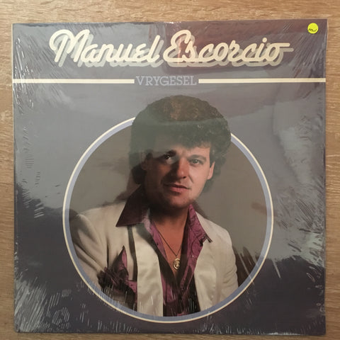 Manuel Escorcio - Vrygesel - Vinyl LP - Sealed - C-Plan Audio
