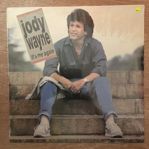 Jody Wayne - It's Me Again - Vinyl LP - Sealed - C-Plan Audio
