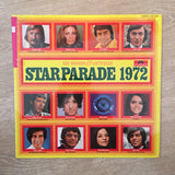 Die Grosse & Artuella - Starparade 1972 - Vinyl LP Record - Opened  - Very-Good+ Quality (VG+)