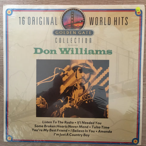 Collection - Don Williams - Vinyl LP - Sealed - C-Plan Audio