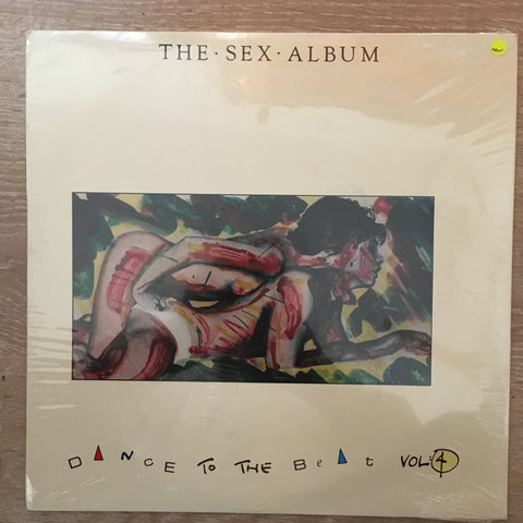 The Sx Album - Dance To The Beat Vol 4 - Vinyl LP - Sealed - C-Plan Audio