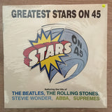 Greatest Stars on 45 - Vinyl LP - Sealed - C-Plan Audio