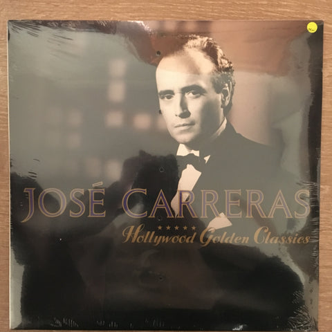 Jose Carreras - Hollywood Golden Classics - Vinyl LP - Sealed - C-Plan Audio