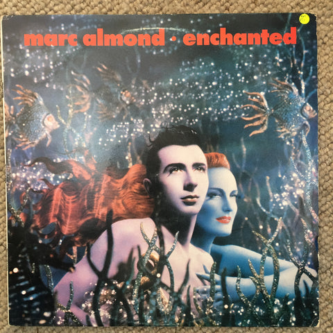 Marc Almond - Enchanted - Vinyl LP Record  - Opened  - Very-Good+ Quality (VG+) - C-Plan Audio