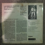 Laurence Olivier ‎– Othello (Highlights) - Vinyl LP Record - Opened  - Very-Good Quality (VG) - C-Plan Audio