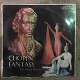 The Magic Strings Orchestra - Chopin Fantasy - Vinyl LP Record - Opened  - Very-Good- Quality (VG-) - C-Plan Audio