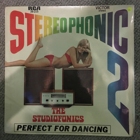 Stereophonic 2 - Vinyl LP Record - Opened  - Very-Good Quality (VG)