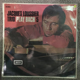 Jacques Loussier Trio ‎– Play Bach 5  - Vinyl LP Record  - Opened  - Very-Good+ Quality (VG+) - C-Plan Audio