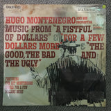 Hugo Montenegro & His Orchestra - Music From a Fistful of Dollars, For a Few Doolars More and The Good, The Bad and the Ugly ... - Vinyl LP Record - Opened  - Very-Good- Quality (VG-) - C-Plan Audio