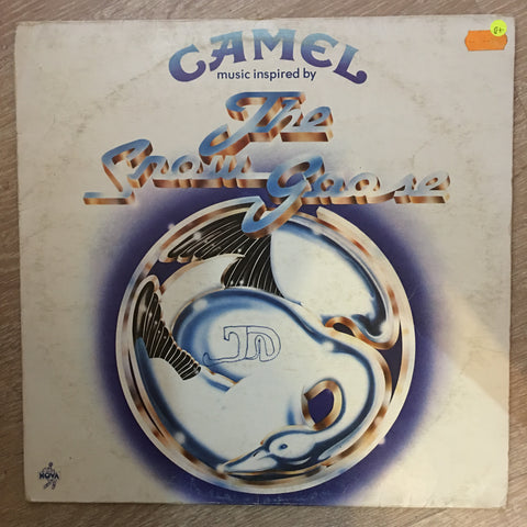 Camel - The Snow Goose - Vinyl LP Record - Opened  - Good+ Quality (G+) - C-Plan Audio