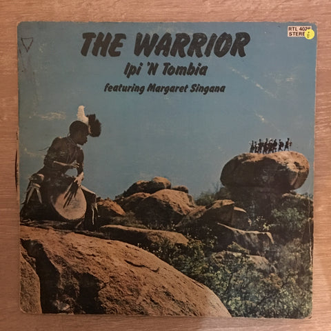 The Warrior - Ipi 'n Tombi  - Vinyl LP Record - Opened  - Good Quality (G)