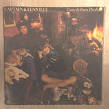 Captain & Tennille - Come In from The Rain - Vinyl LP Record - Opened  - Very-Good Quality (VG)