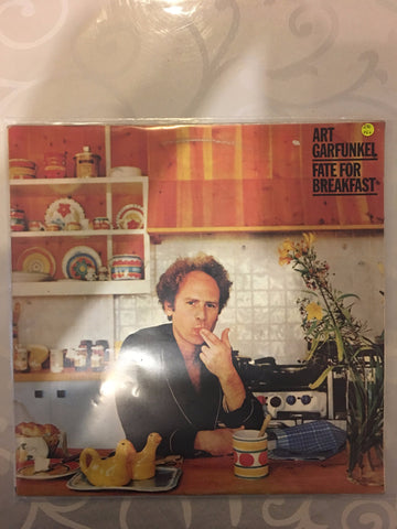 Art Garfunkel - Fate for Breakfast - Vinyl LP - Opened  - Very-Good+ Quality (VG+)