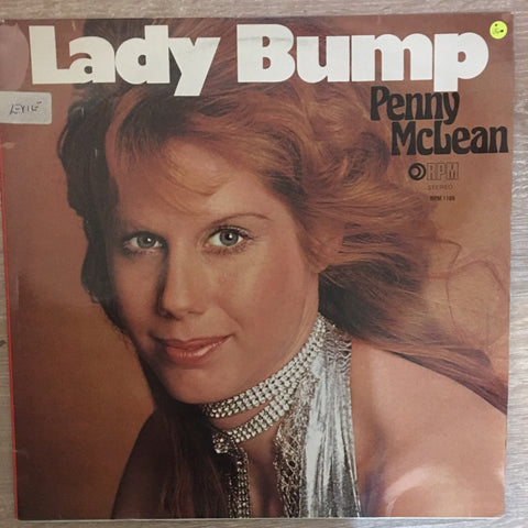 Penny McLean ‎– Lady Bump - Vinyl LP Record - Opened  - Very-Good Quality (VG)