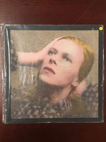 David Bowie ‎– Hunky Dory - Vinyl LP - Opened  - Very-Good+ Quality (VG+) - C-Plan Audio