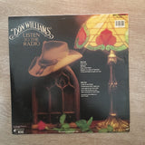 Don Williams - Listen To The Radio - Vinyl LP Record - Opened  - Very-Good+ Quality (VG+)