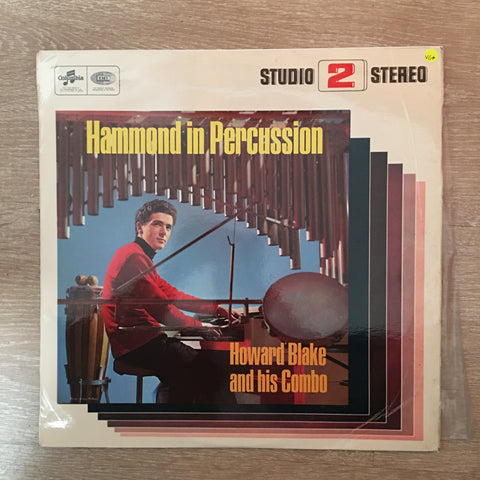 Howard Blake - Hammond in Percussion - Vinyl LP Record - Opened  - Very-Good+ Quality (VG+)