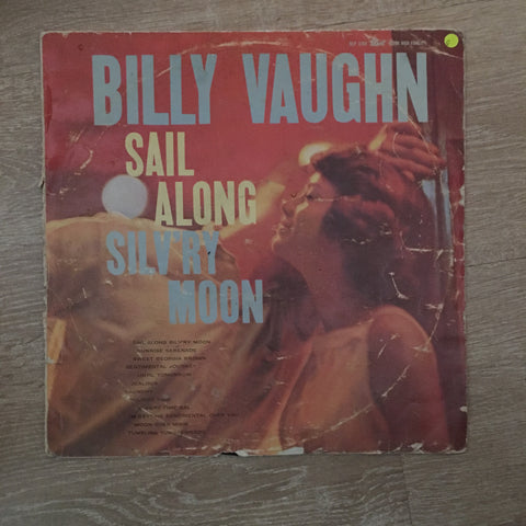 Billy Vaughn - Sail Along Silvery Moon - Vinyl LP Record - Opened  - Good Quality (G)