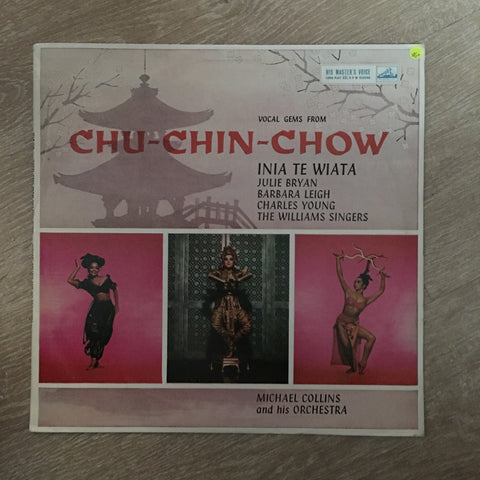 Michael Collins And His Orchestra ‎– Chu Chin Chow - Vinyl LP Record - Opened  - Very-Good+ Quality (VG+)