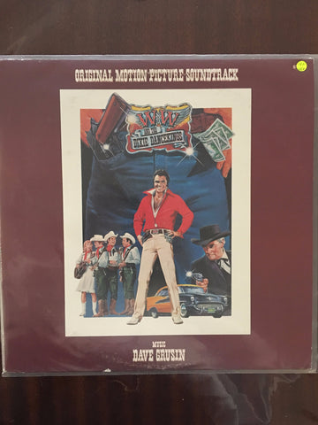 Dave Grusin - WW and the Dixie Dance Kings - Vinyl LP - Opened  - Very-Good+ Quality (VG+) - C-Plan Audio