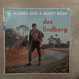 Des Lindberg - A Long and Dusty Road - Vinyl LP Record - Opened  - Very-Good+ Quality (VG+)