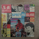 SA Spectacular - 20 Hits/Treffers - Vinyl LP Record - Opened  - Very-Good+ Quality (VG+)