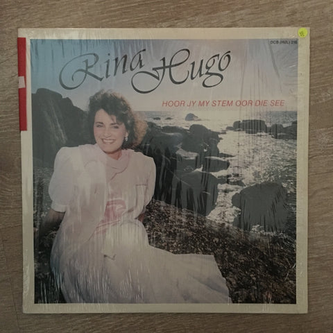 Rina Hugo - Hoor My Stem Oor Die See - Vinyl LP Record - Opened  - Very-Good+ Quality (VG+)