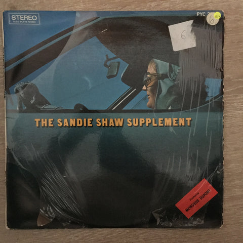 The Sandie Shaw Supplement - Vinyl LP Record - Opened  - Very-Good Quality (VG)