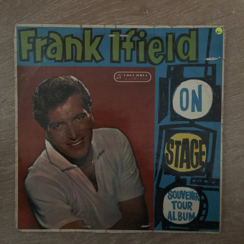 Frank Ifield - On Stage - Vinyl LP Record - Opened  - Good+ Quality (G+)