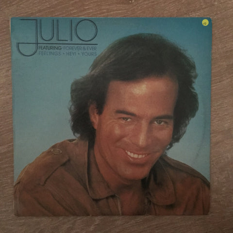 Julio - Vinyl LP Record - Opened  - Very-Good Quality (VG)