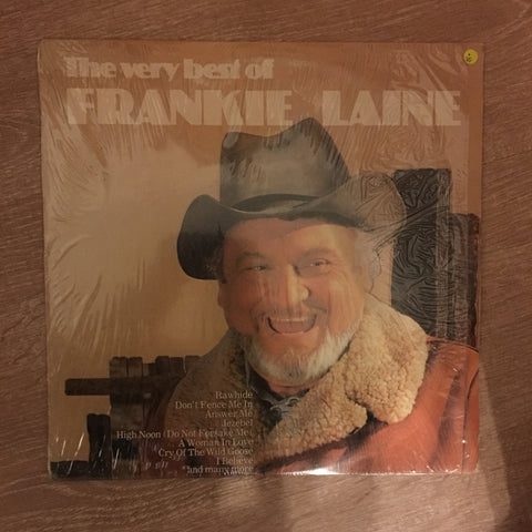 The Very Best Of Frankie Laine - Vinyl LP Record - Opened  - Very-Good Quality (VG)