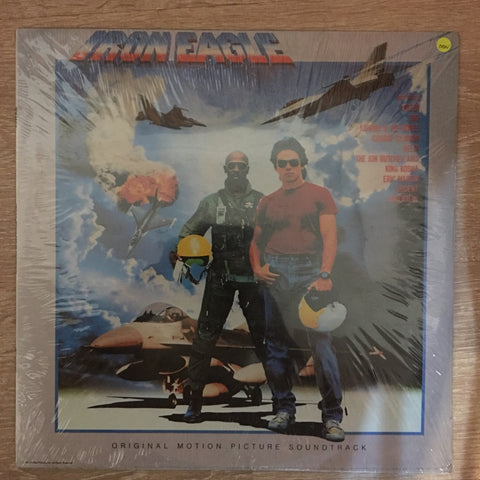 Iron Eagle (Original Motion Picture Soundtrack) - Vinyl LP - Sealed - C-Plan Audio