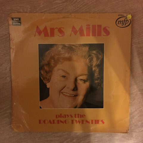 Mrs Mills Plays The Roaring Twenties - Vinyl LP Record - Opened  - Good+ Quality (G+)