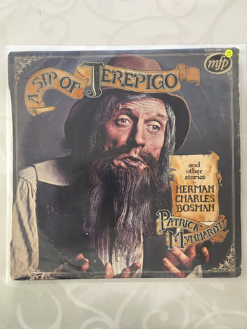 Patrick Mynhardt - Herman Charles Bosman - A Sip of Terepigo  - Vinyl LP - Opened  - Very-Good+ Quality (VG+) - C-Plan Audio
