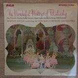 The Wonderful Waltzes Of Tchaikovsky - The Chicago Symphony Orchestra ‎– Vinyl LP Record - Very-Good+ Quality (VG+) - C-Plan Audio