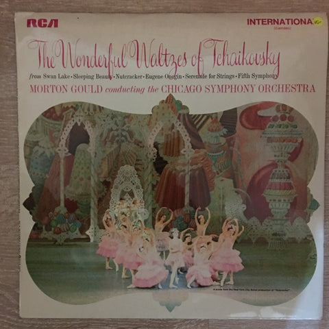 The Wonderful Waltzes Of Tchaikovsky - The Chicago Symphony Orchestra ‎– Vinyl LP Record - Very-Good+ Quality (VG+)