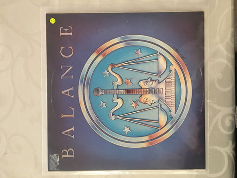 Balance - Balance - Vinyl LP - Opened  - Very-Good+ Quality (VG+)