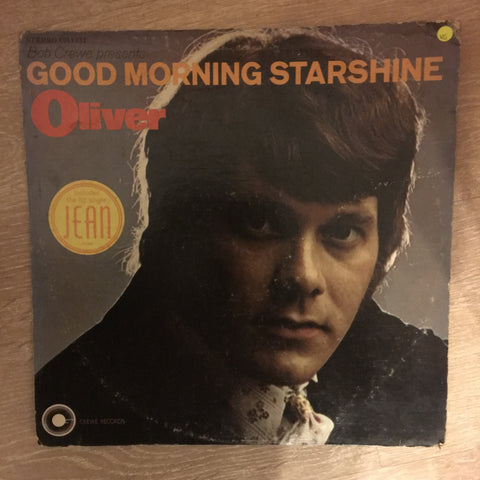 Oliver - Good Morning Starshine - Vinyl LP Record - Opened  - Very-Good Quality (VG)
