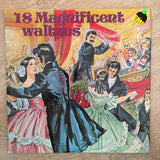 18 Magnificent Waltzes - Vinyl LP Record - Opened  - Very-Good+ Quality (VG+)