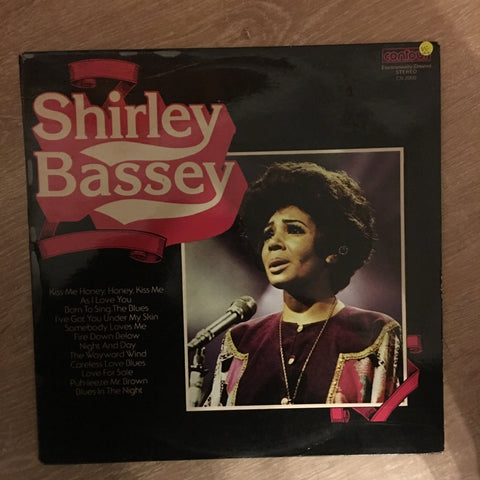 Shirley Bassey - Vinyl LP Record - Opened  - Very-Good+ Quality (VG+)
