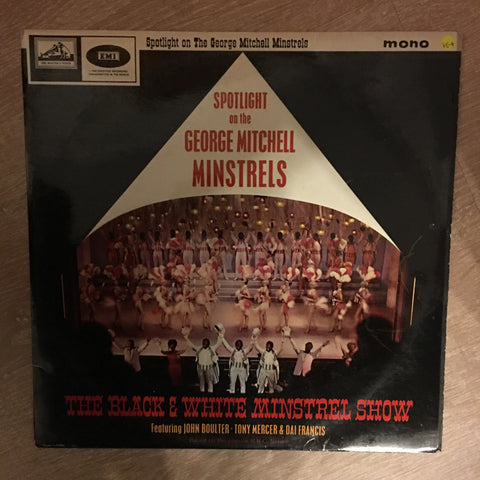 Spotlight On The George Mitchell Minstrels - Vinyl LP Record - Opened  - Very-Good+ Quality (VG+)
