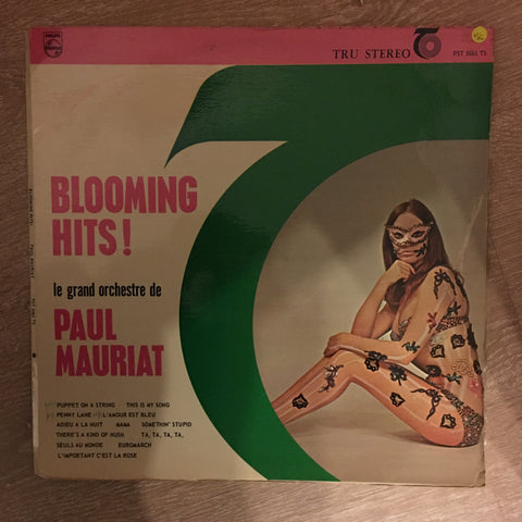 Paul Mauriat And His Orchestra ‎– Blooming Hits - Vinyl LP Record - Opened  - Very-Good+ Quality (VG+)