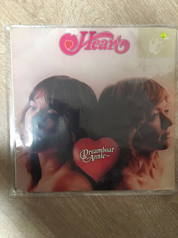 Heart - Dreamboat Annie - Vinyl LP Record - Opened  - Very-Good+ Quality (VG+) - C-Plan Audio