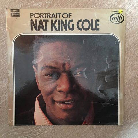Portrait Of Nat King Cole  - Vinyl LP Record - Opened  - Very-Good+ Quality (VG+)