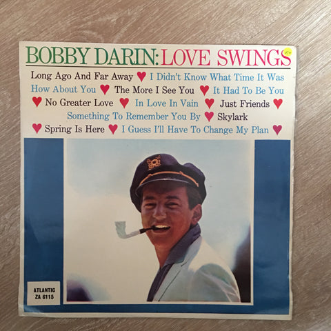 Bobby Darin - Love Swings - Vinyl LP Record - Opened  - Very-Good+ Quality (VG+)