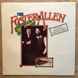 Foster & Allen Selection  - Vinyl LP Record - Opened  - Very-Good- Quality (VG-) - C-Plan Audio