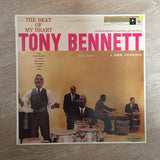 Tony Bennett - The Beat Of My Heart - Vinyl LP Record - Opened  - Very-Good+ Quality (VG+)