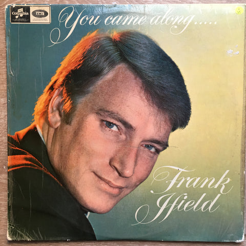 Frank iField - You came Along - Vinyl LP Record - Opened  - Very-Good Quality (VG)