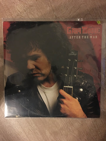 Gary Moore - After the War - Vinyl LP Record - Opened  - Very-Good+ Quality (VG+) - C-Plan Audio