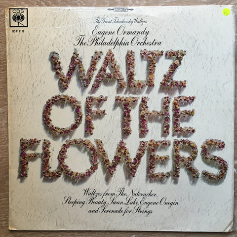 Eugene Ormandy / The Philadelphia Orchestra ‎– Waltz Of The Flowers - Vinyl LP Record - Opened  - Very-Good Quality (VG)